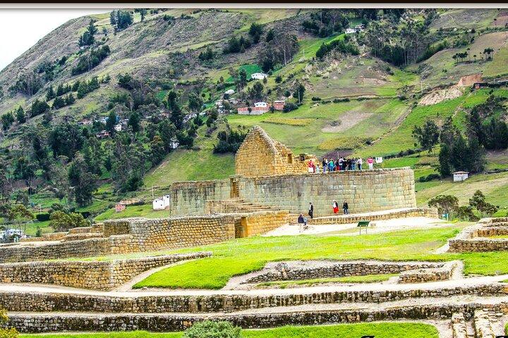 Ingapirca Archaeological Site and Gualaceo Artisan Village, Cuenca, ECUADOR