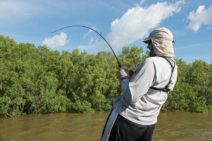 Freshwater or Saltwater Barramundi Fishing Day Trip from Darwin, Darwin, AUSTRALIA