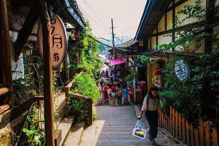 250 USD Per Group Dazu Rock Carvings+Ciqikou Old Town Private Tour, Chongqing, CHINA