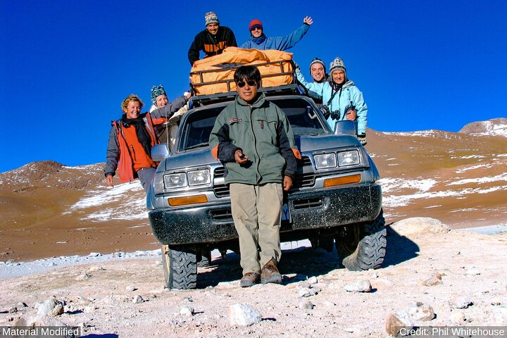 Bolivia: See & Do Almost it ALL in 10 Days, 1st Class Traveling, La Paz, BOLIVIA