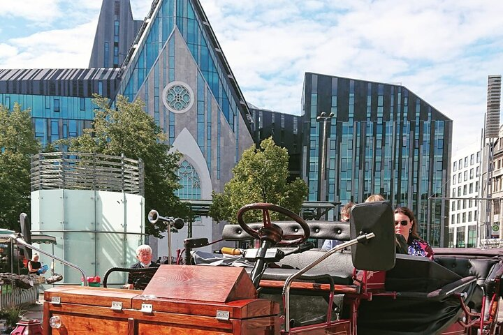 first electrical carriage in town - guided City Tours - Leipzig, Leipzig, ALEMANIA