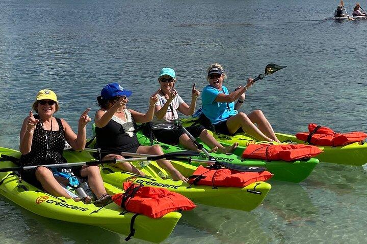 Full Day Single Kayak Rental In Crystal River, Crystal River, FL, ESTADOS UNIDOS