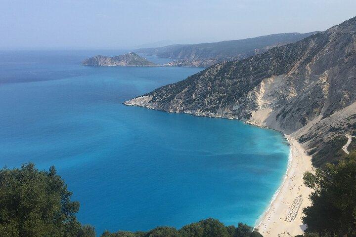 Private Shore Excursion Kefalonia, Lake Melissani, Myrtos, Picturesque Fiskardo, Cefalonia, GRECIA