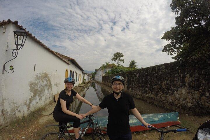Mountain Bike Guided Tour to Waterfalls, Paraty, BRASIL