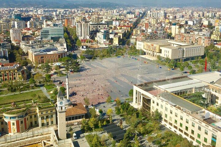 Private Departure Transfer: Tirana to Tirana Airport (TIA), Tirana, ALBANIA