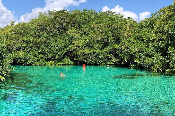 Excursão Aventura tripla em Cenote em Tulum, Tulum, MÉXICO