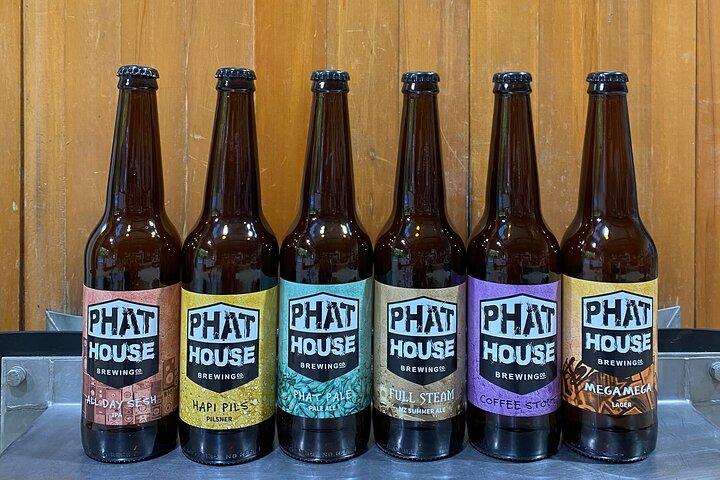 Bay of Islands Craft Beer & Wine Tour, Bahia de Islas, NUEVA ZELANDIA