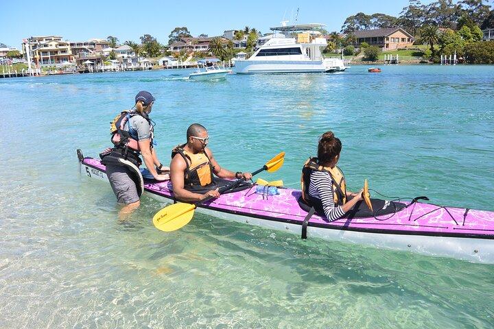 Half-Day Jervis Bay Sea Kayak Tour, Jervis Bay, Austrália