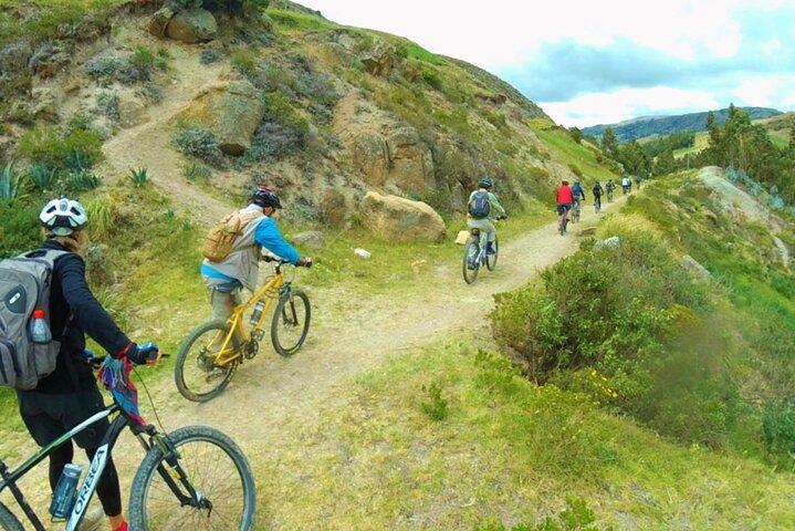 Cañari Bike Tour, Cuenca, ECUADOR