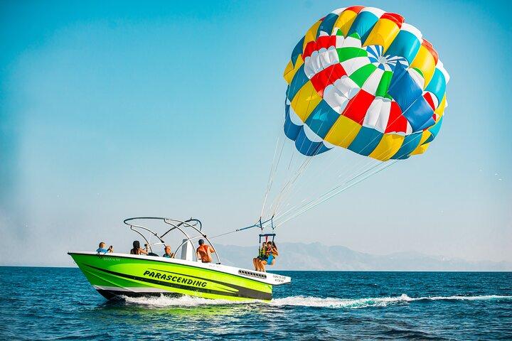 Mykonos Watersports: Parasailing, Miconos, GRECIA