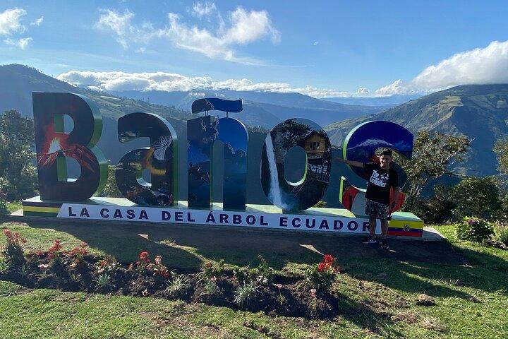 The best Pailon of Diablo and Tree House Tour., Baños, ECUADOR
