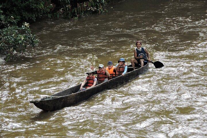 Jungle Nature and Adventure 1 day, Baños, ECUADOR