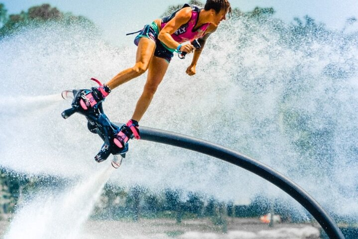Flyboard Experience Punta Cana Tansporte Incluido, ,