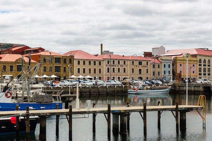Hobart Historic Walking Tour, Hobart, AUSTRALIA