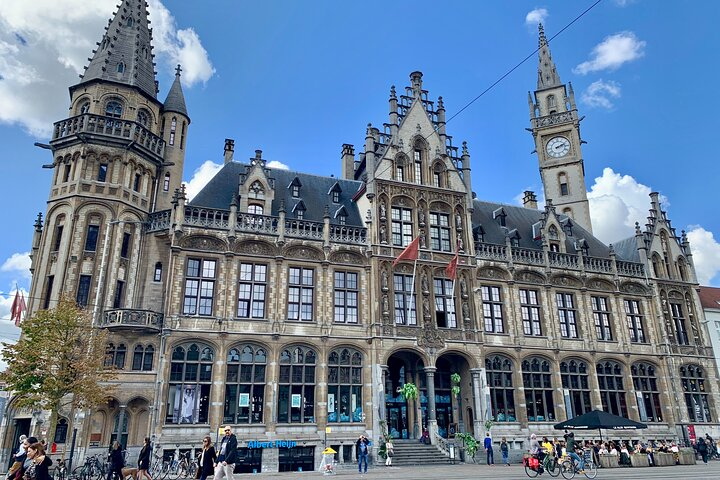 Full Day Private Tour to Ghent from (Greater) Amsterdam (4-7 travelers), Amsterdam, HOLANDA
