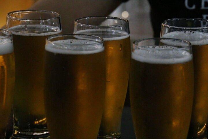 Mexico City Tasting Tour and Craft Beer Experience, Ciudad de Mexico, MÉXICO