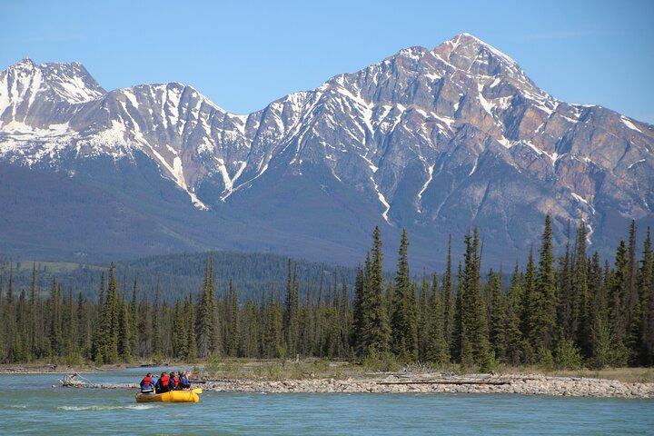 Athabasca River Mile 5, Jasper, CANADA