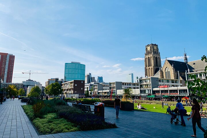 Private Experience to Rotterdam for a Walking Tour and Harbor Cruise, Utrecht, HOLANDA