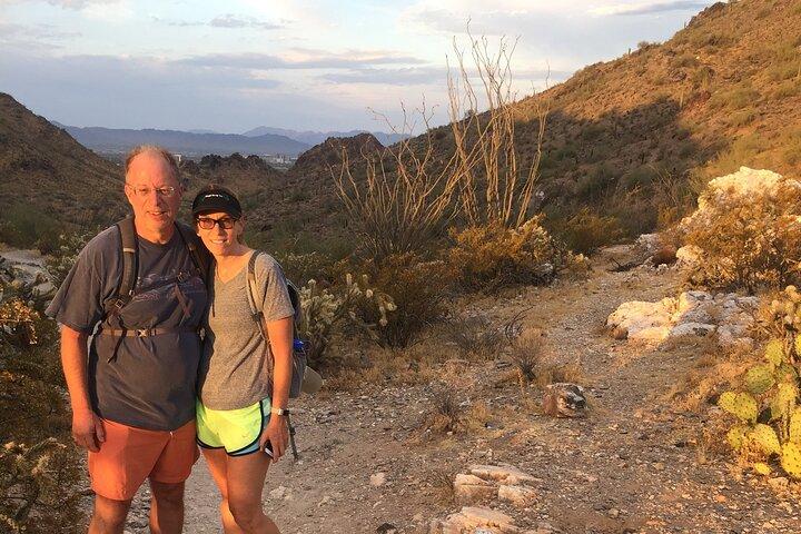 Private Solo Sonoran Desert Half Day Hiking Adventure, Phonix, AZ, ESTADOS UNIDOS