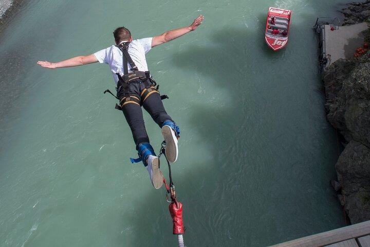 Hanmer Springs Bungy Jump, Hanmer Springs, NUEVA ZELANDIA