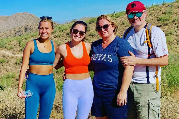 Private Group Sonoran Desert Half Day Hiking Adventure, Phonix, AZ, ESTADOS UNIDOS