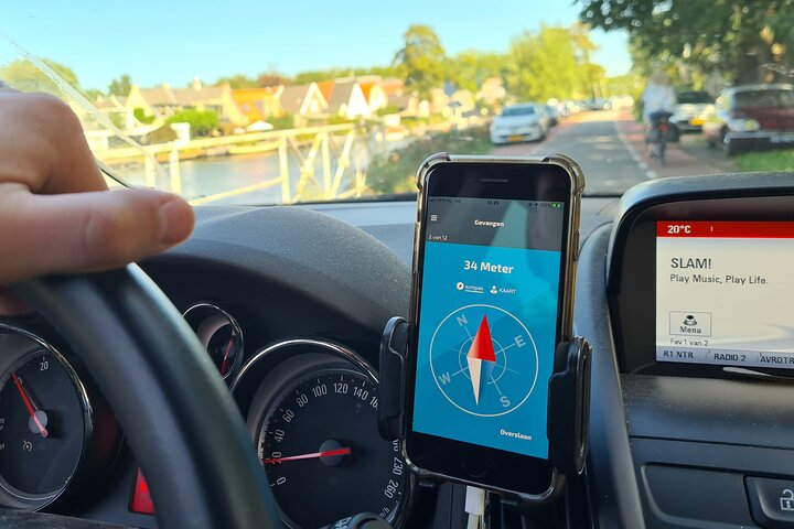 5-Hour Rally Driving Experience starting in Maarssen (Close to Utrecht), Utrecht, HOLANDA