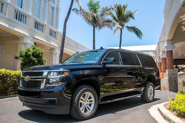 Santo Domingo Airport (SDQ) SUV Transfer Transportation To Punta Cana Hotels, Punta de Cana, REPUBLICA DOMINICANA