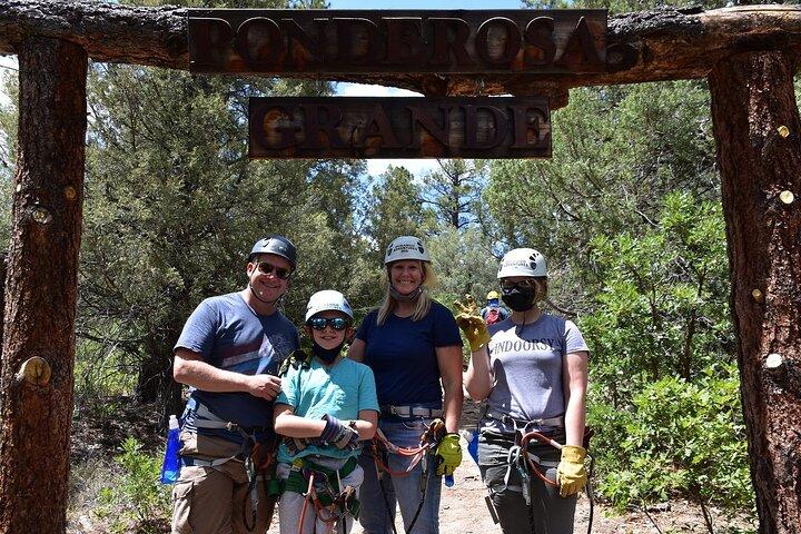 12-Zipline Adventure in the San Juan Mountains near Durango, Durango, CO, ESTADOS UNIDOS