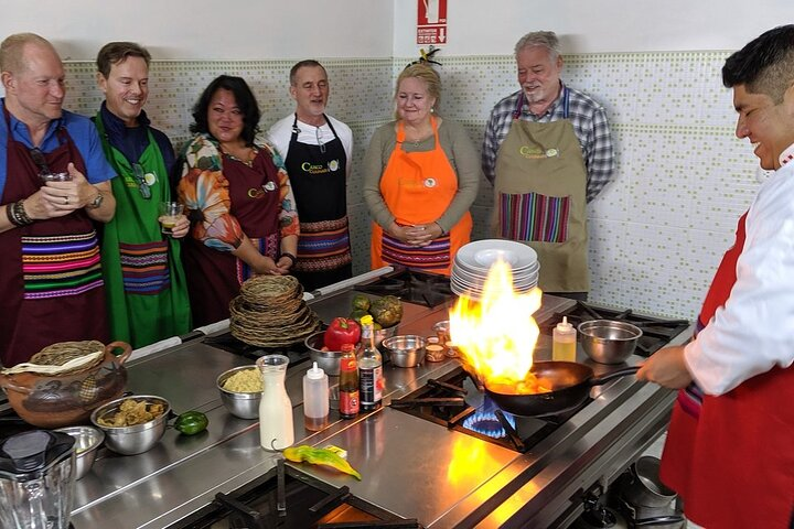 Cusco Cooking Classes and San Pedro Market Tour, Cusco, PERU
