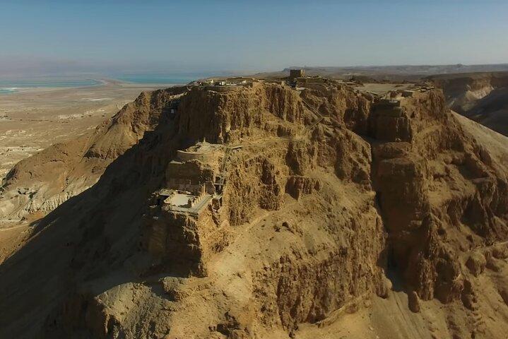 Tour of Masada-Dead Sea and Qumran from Jerusalem, Jerusalen, ISRAEL