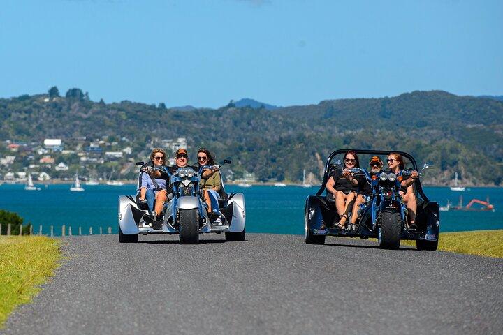 V8 Trike Tours - Bay of Islands 30 minute Scenic Tour - 2 Passengers, Bahia de Islas, NUEVA ZELANDIA
