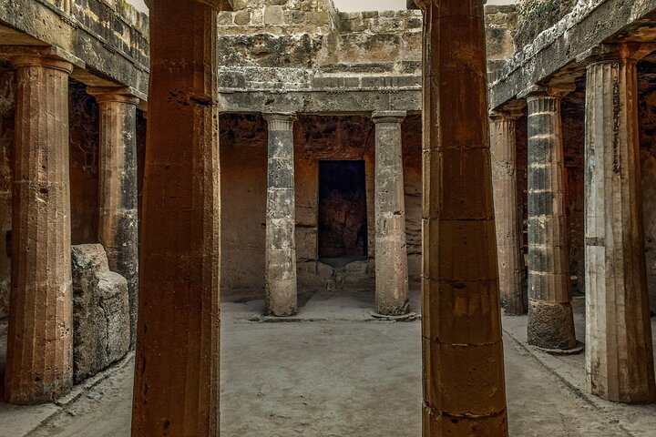 Full Day Tour in Paphos: Trip To The Past, Larnaca, CHIPRE