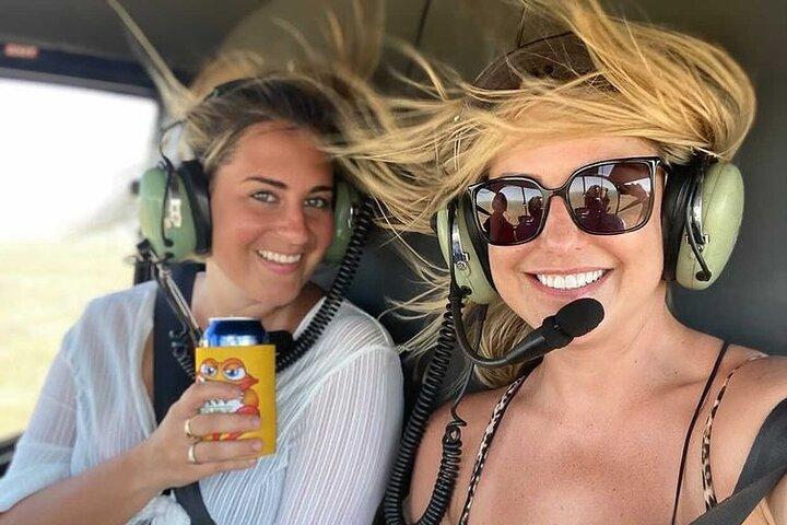 Helicopter Pub Crawl Tour in Darwin, Darwin, AUSTRALIA