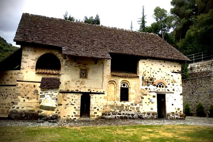 Full Day Tour in Troodos Mountains: Villages & Waterfalls, Larnaca, CHIPRE