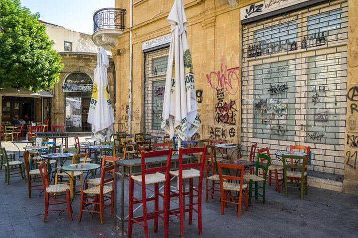 Full Day Tour in Nicosia: Split in Two, Larnaca, CHIPRE