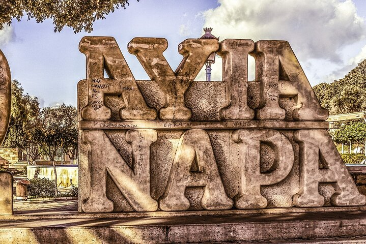Full Day Tour in Ayia Napa & Protaras: A Good Mix, Larnaca, CHIPRE