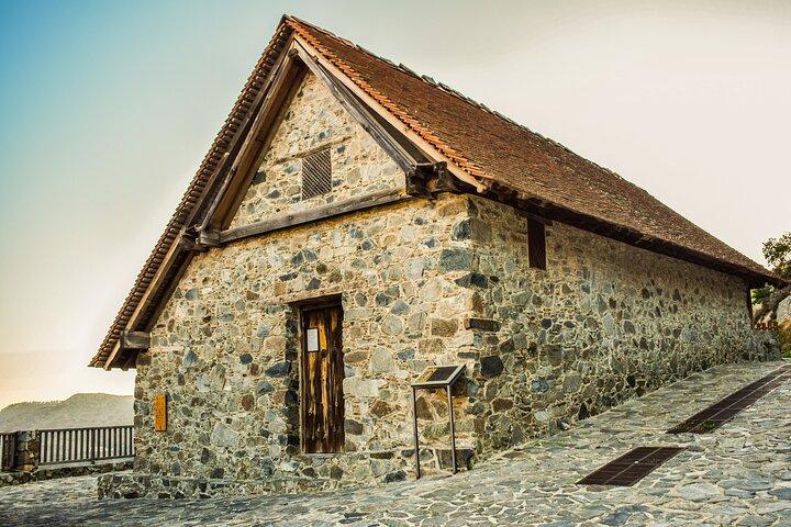 Full-Day Tour UNESCO Churches and Kalopanayiotis in Cyprus, Larnaca, CHIPRE