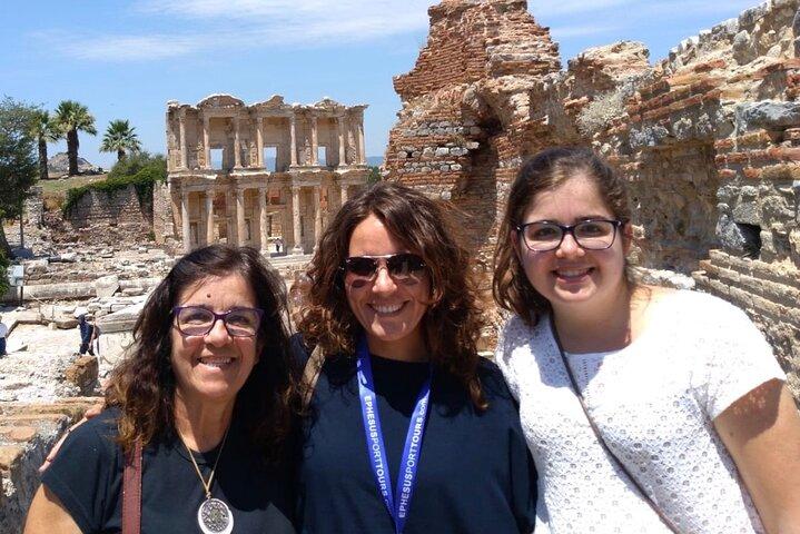 Best of Ephesus Tour from Izmir Airport and Hotels, Kusadasi, TURQUIA