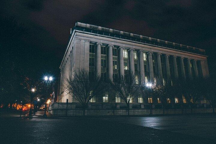 DC Ghost Tour, Washington DC, ESTADOS UNIDOS