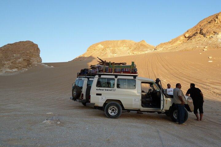 Overnight White Desert Safari Camping, El Cairo, EGIPTO