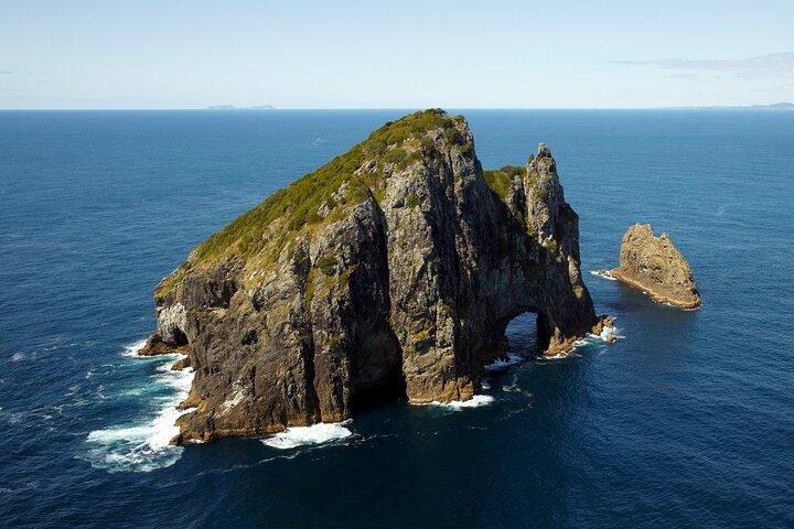 Bay of Islands and Hole in the Rock Scenic Helicopter Tour, Bahia de Islas, NUEVA ZELANDIA