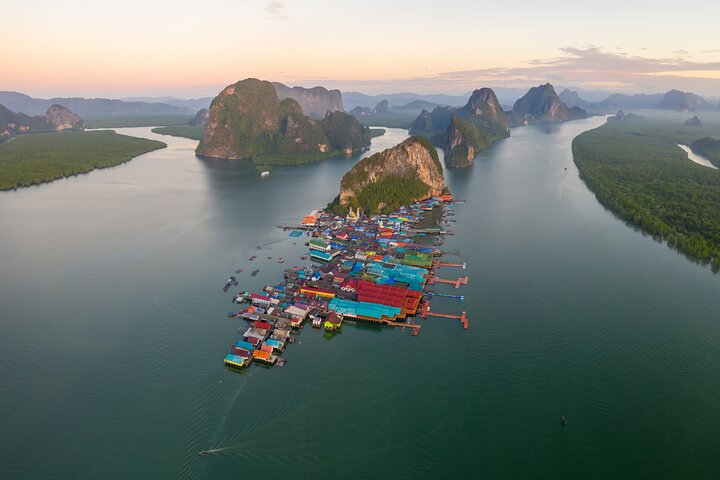 James Bond Insel - Phang Nga Bucht, Khao Lak, TAILANDIA