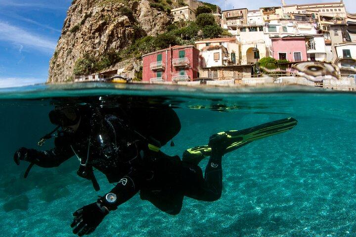Discover Scuba diving in Calabria, Italy, Tropea, ITALIA