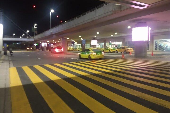 Airport shuttle service, ,