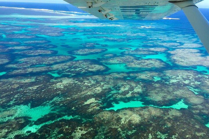 Shipwreck Special Full Day Tour of the Abrolhos Islands, Geraldton, Austrália