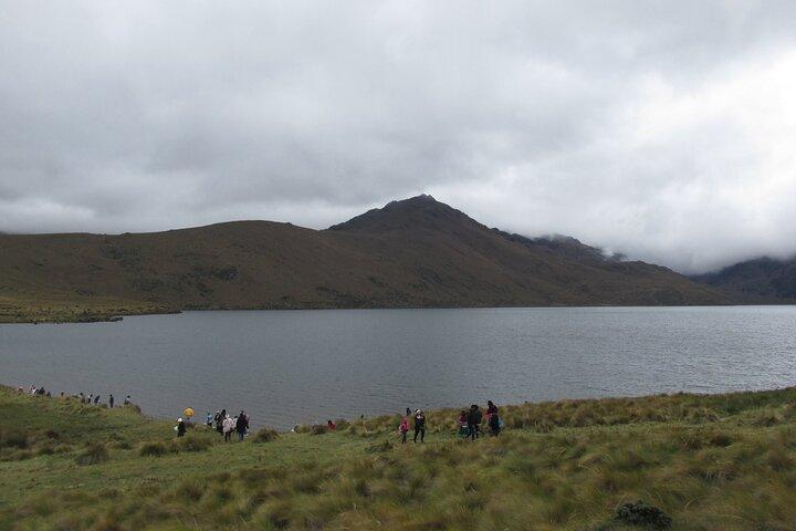 Tours a La Lagunas De Ozogoche - Ecuador, Baños, ECUADOR