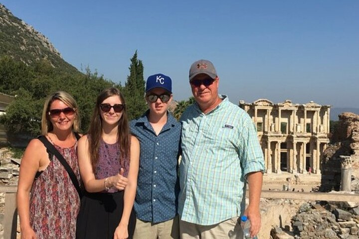 Highlights of Ephesus Tour From Selcuk Hotels, Selcuk , TURQUIA