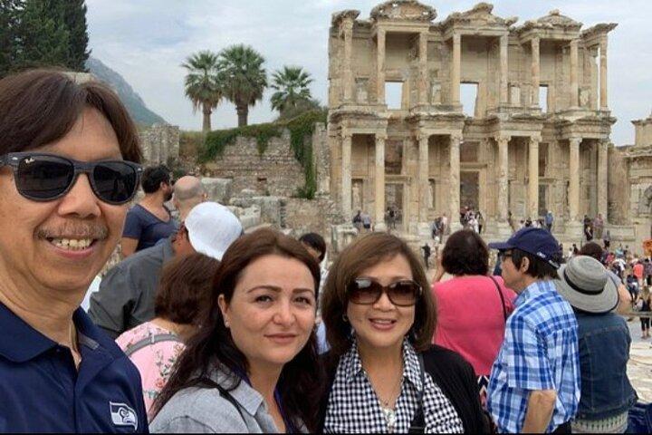 Top Seller Ephesus Tour for Cruisers from Kusadasi Port, Selcuk , TURQUIA