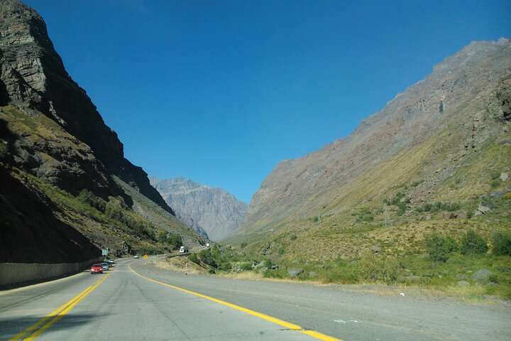 Andes High Mountain full day Tour, Mendoza, ARGENTINA