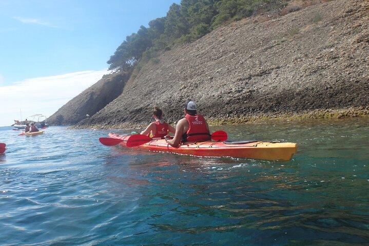 Calanques National Park Kayak Tour, ,